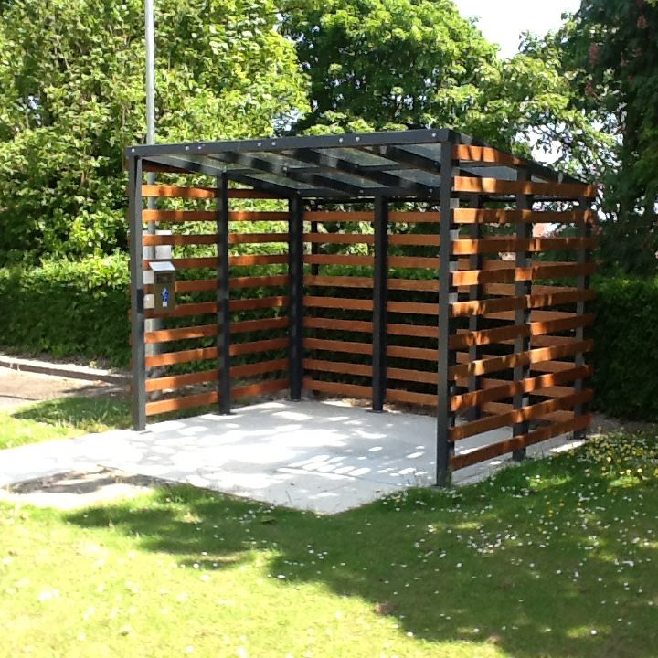 Torres Cycle Shelter
