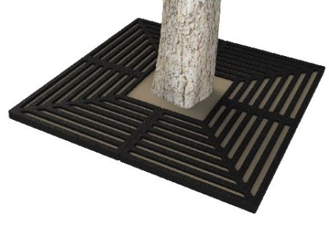 Tree Grille 1400 SQ