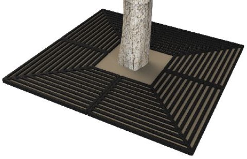 Tree Grille 1800 SQ