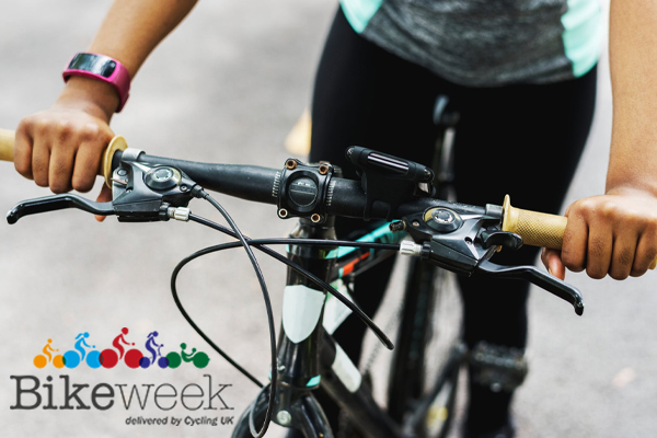 Bike Week 2019 8th-16th June get outside and enjoy a ride!