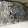 Space Saving Cycle Racks